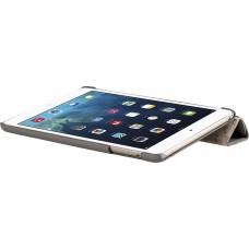 Чехол книжка iPad mini 1/2/3 Avatti Mela Slimme llL серый