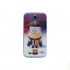 Чехол-накладка Samsung J100 J1 Minion Messi