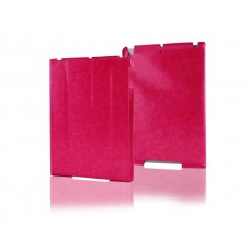 Чехол iPearl Elva leather cover для iPad Air Rose Madder