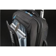 Дорожная сумка Crossover 38L Rolling Duffel черная