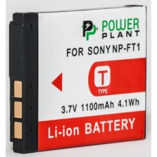 Aккумулятор PowerPlant Sony NP-FT1