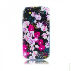 Diamond Silicone iPhone 6 Wild Orchid