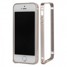 Benks Magic Metal Frame iPhone 5/5S/SE Aviation Alumium Gold
