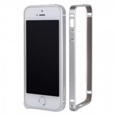 Benks Magic Metal Frame iPhone 5/5S/SE Aviation Alumium Silver
