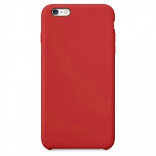 Soft-touch Case for iPhone 6S+/6+ Red