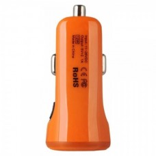 Baseus 2.1A Dual Usb Car Charger Sport Orange CCALL-CR07