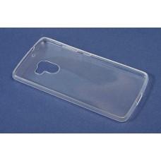 Чехол-накладка для телефона Lenovo A7010/Vibe X3 Lite PU 0,3 mm Прозрачный