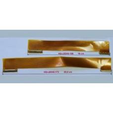 Переходник-шлейф RL HQ-Led40-173 для матриц до 17.3 Led 40-pin