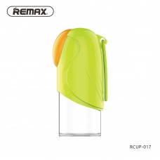 Бутылка Remax Parrot Glass RCUP-017 Зеленая 280ml
