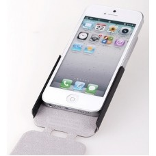 Yoobao Lively leather case for iPhone 5/5S, black LCAPI5-LBK