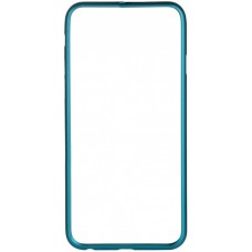 Бампер Toto super thin metal bumper cases iPhone 6 Blue