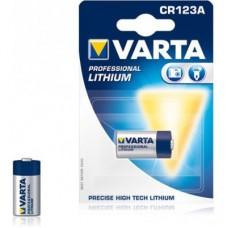 Батарейка Varta CR 123A Lithium 1шт./уп.