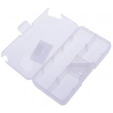 Боксы пластиковые для инструментов Niko на 10 секций 9803 128x65x22 мм