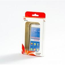 Накладка Florence силиконовая Samsung Galaxy Core2 G355 черный