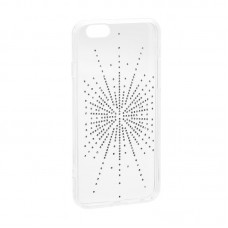 Diamond Silicon Younicou iPhone 5/5S Silver Shine