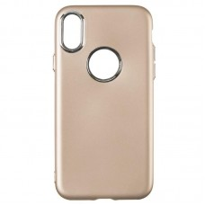 HONOR Matte Chrome for iPhone X Gold