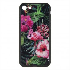 IPaky Print Series for iPhone 6 Plus Pink Flamingo RCD05