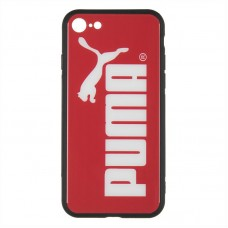 IPaky Print Series for iPhone 6 Plus Puma Red G48