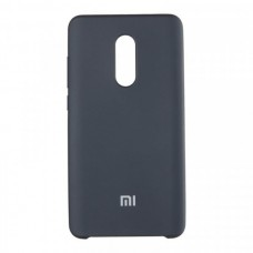 Original Soft Case Xiaomi Redmi Note 4x Black