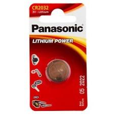 Panasonic CR2032 Lithium 1 шт/уп