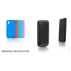 Чехол Ultra Thin Silicon Remax 0.2 mm Samsung A300 A3 Black