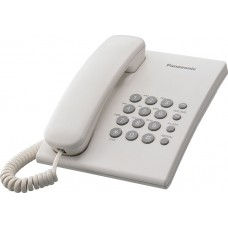 Телефон Panasonic KX-TS2350UAW White
