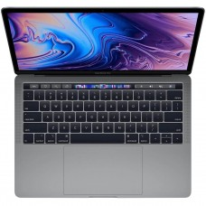 Ноутбук Apple Macbook Pro 13 touch bar silver 256Gb (MPXX2) 2017 CPO