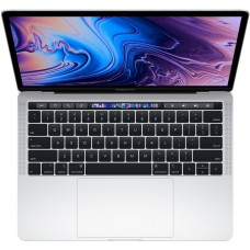 Ноутбук Apple Macbook Pro 13 touch bar silver 256Gb (MR9U2) 2018