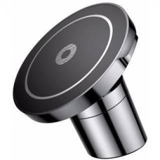 Baseus Car and Desk Holder Big Ears Wireless Charger Black (WXER-01)