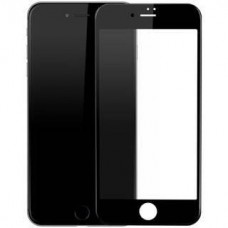 Baseus Tempered Glass Silk-screen Blue Light Protection Black (SGAPIPH7-HES01) for iPhone 7