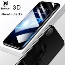 Baseus Tempered Glass Set (Front and Back) Transparent (SGAPIPH8-TZ02) for iPhone X/iPhone Xs