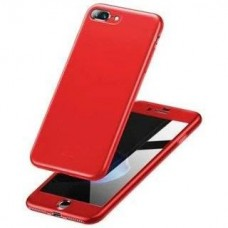 Baseus Fully Protection Case Red (WIAPIPH8N-BA09) for iPhone 8/iPhone 7