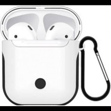 Чехол для наушников Wiwu Armor Tpu Case White for Apple AirPods