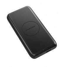 RAVPower 10000mAh Wireless Charging Power Bank, 5W Android, 5W iPhone (RP-PB081)