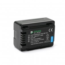 Аккумулятор PowerPlant Panasonic VW-VBT190 1780mAh