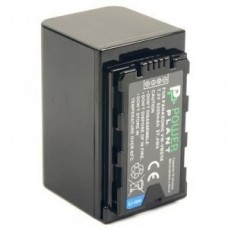 Аккумулятор PowerPlant Panasonic VW-VBD78 7800mAh