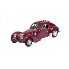 Автомобіль 1:28 Same Toy Vintage Car Бордовий HY62-2AUt-4