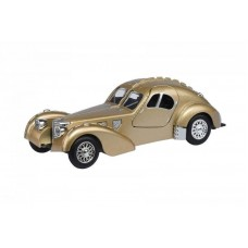 Автомобіль 1:28 Same Toy Vintage Car Золотий HY62-2AUt-6