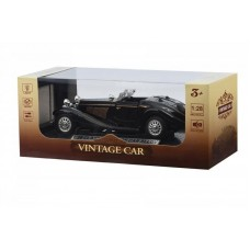 Автомобіль 1:28 Same Toy Vintage Car Чорний HY62-2AUt-3