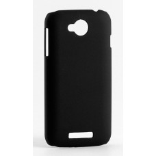 Чехол-накладка Lenovo A706 черная, белая