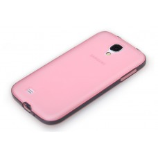Tpu чехол Rock Joyful Free Series для Samsung I9500 Pink