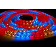 Лента светодиодная в силиконе 3528, 60 светодиодов 5 метров катушка Red
