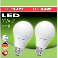 Набор ламп Led Eurolamp A50 7W E27 4000K акция 11