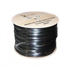 Комбинированный кабель RG-59 305 метров 2x0.5mm CU + 0,81 мм CU + 64x0.12m CCA