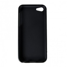 Накладка Drobak Elastic PU для Apple Iphone 5c Black