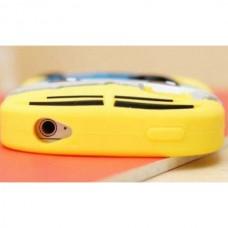Силиконовый чехол для iPhone 4 Disney Minion