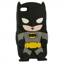 Силиконовый чехол для iPhone 4 Disney Batman