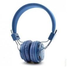 Bluetooth гарнитура Nia Q8-851s MP3 плеер и FM радио синяя