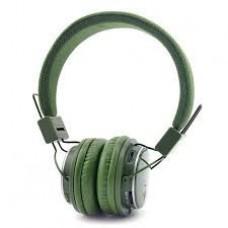 Bluetooth гарнитура Nia Q8-851s MP3 плеер и FM радио зеленая