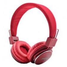 Bluetooth гарнитура Nia Q8-851s MP3 плеер и FM радио красная
